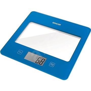 SENCOR SKS 5022BL modrá - Kuchyňská váha