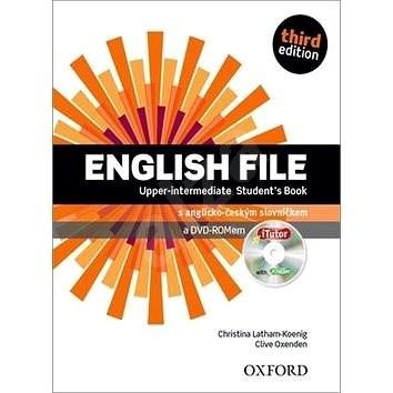 English File Third Edition Upper Intermediate Student's Book (Czech Edition) -