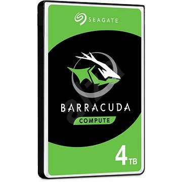 Seagate BarraCuda Laptop 4TB - Pevný disk