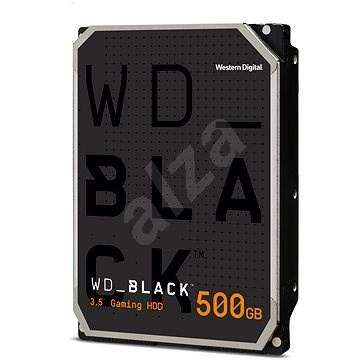 WD Black 500GB - Pevný disk