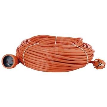 Emos Prodlužovací kabel 40m, oranžový - Prodlužovací kabel