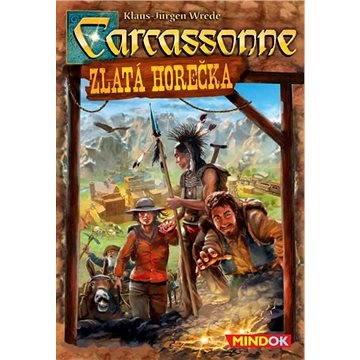 Carcassonne – Zlatá horečka - Rozšíření společenské hry
