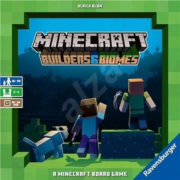 Ravensburger 268672 Minecraft - Společenská hra