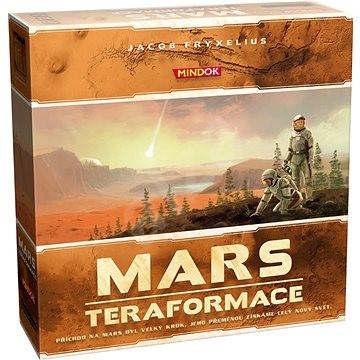 Mars: Teraformace - Společenská hra