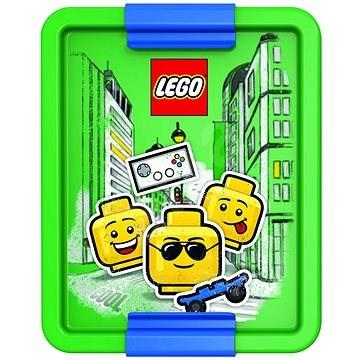 LEGO Iconic Boy zeleno-modrá - Svačinový box