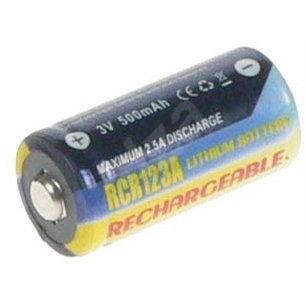 Avacom za CR123A, CR23, DL123A nab. lithium 3V 500mAh - Baterie pro fotoaparát