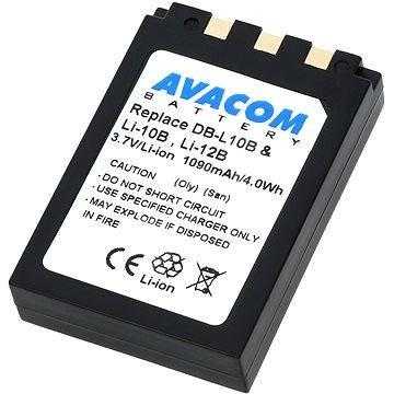 Avacom za Olympus LI-10B, LI-12B Li-ion 3.7V 1090mAh - Baterie pro fotoaparát