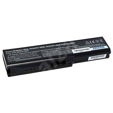 Avacom za Toshiba Satellite M300, Portege M800 Li-ion 10.8V 5200mAh / 56Wh - Baterie pro notebook