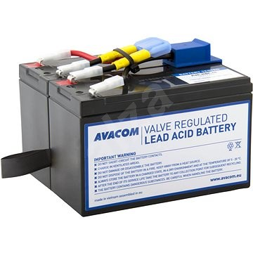 Avacom náhrada za RBC48 - baterie pro UPS - Nabíjecí baterie