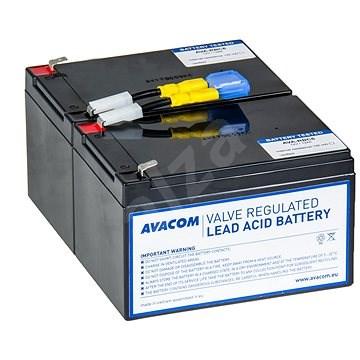 Avacom náhrada za RBC6 - baterie pro UPS - Nabíjecí baterie