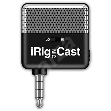 IK Multimedia iRig MIC cast - Mikrofon