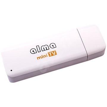 ALMA miniTV DVB-T2 - Externí USB tuner