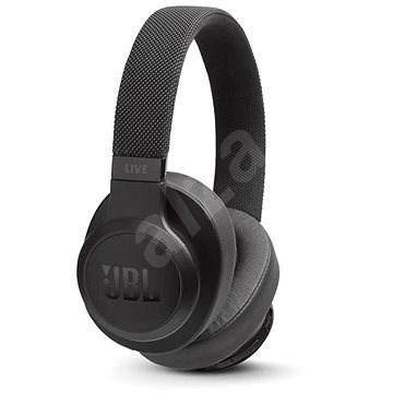 JBL Live 500BT černá - Bezdrátová sluchátka