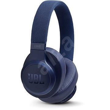 JBL Live 500BT modrá - Bezdrátová sluchátka