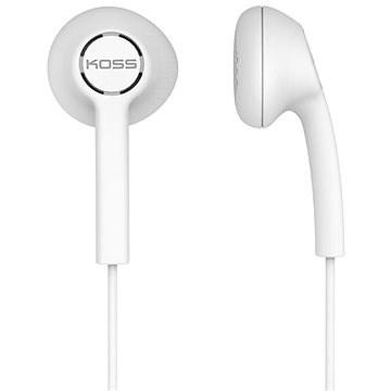 Koss KE5W bílé (24 měsíců záruka) - Sluchátka