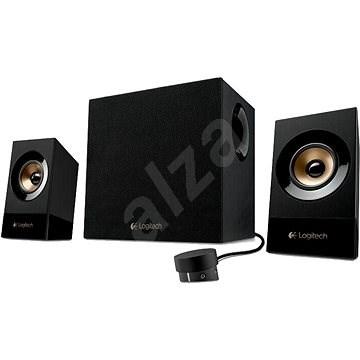 Logitech Speaker System Z533 Black - Reproduktory