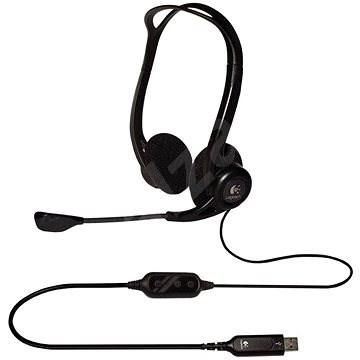 Logitech Headset 960 USB - Sluchátka