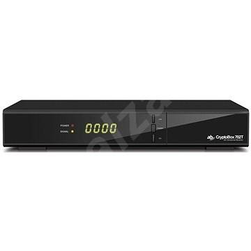 AB CryptoBox 702T - Set-top box
