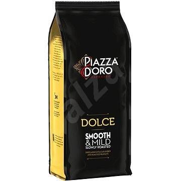 PIAZZA DORO Dolce, zrnková, 1000g - Káva