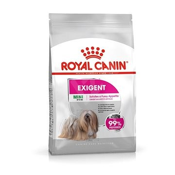 Royal Canin Mini Exigent 1 kg - Granule pro psy
