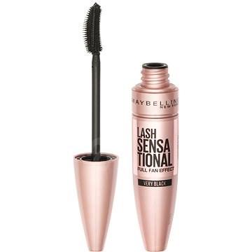 MAYBELLINE NEW YORK Lash Sensational Mascara Black 9,5 ml - Řasenka