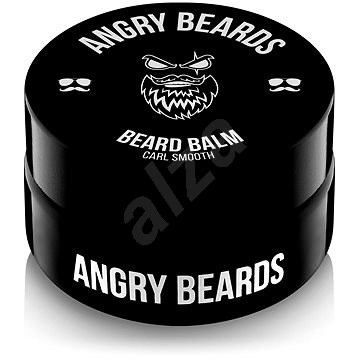 ANGRY BEARDS Carl Smooth 50 ml - Balzám na vousy