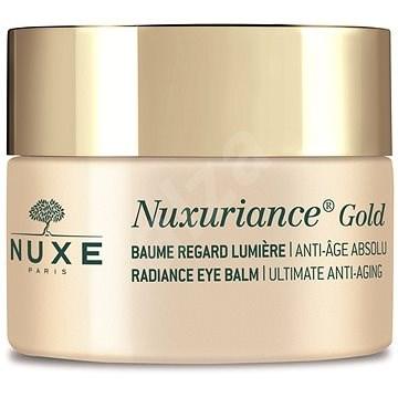 NUXE Nuxuriance Gold Radiance Eye Balm 15 ml - Oční krém