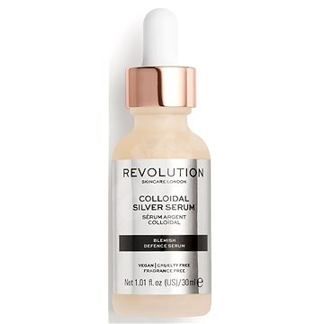 REVOLUTION SKINCARE Colloidal Silver Serum 30 ml - Pleťové sérum