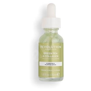 REVOLUTION SKINCARE Green Tea & Collagen 30 ml - Pleťové sérum