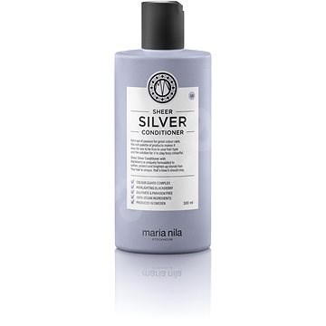 MARIA NILA Sheer Silver Conditioner 300 ml - Kondicionér