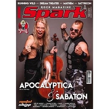 Spark - 1/2020 - Elektronický časopis