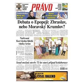 Právo - 01-07-2020 - Elektronické noviny