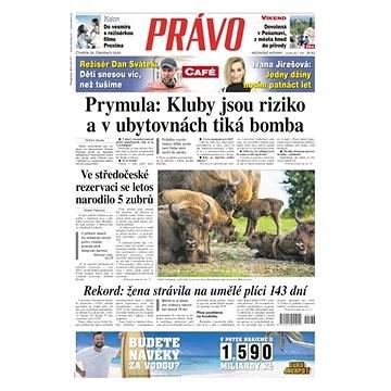Právo - 30-07-2020 - Elektronické noviny