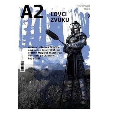 A2 kulturní čtrnáctideník - 09/2013 - Elektronický časopis