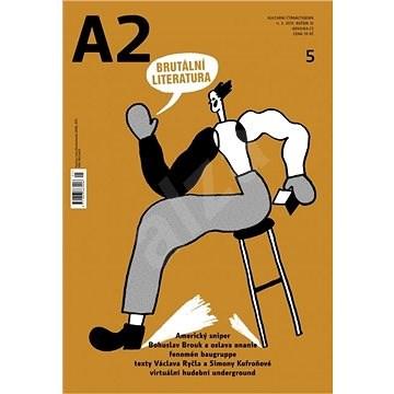 A2 kulturní čtrnáctideník - 5/2015 - Elektronický časopis