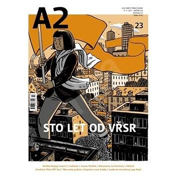 A2 kulturní čtrnáctideník - 23/2017 - Elektronický časopis