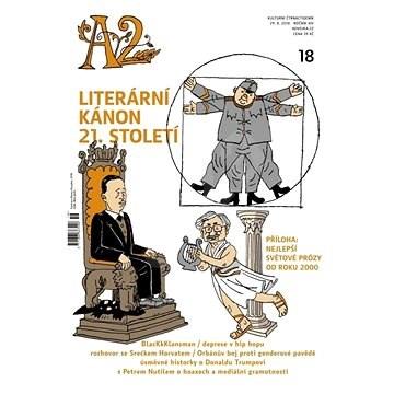 A2 kulturní čtrnáctideník - 18/2018 - Elektronický časopis