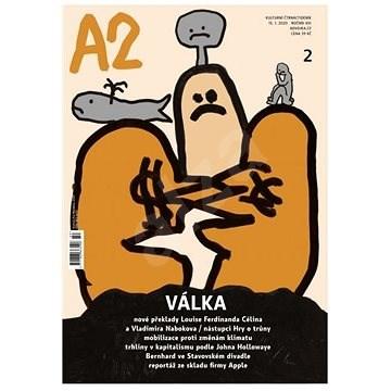 A2 kulturní čtrnáctideník - 02/2020 - Elektronický časopis