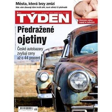 Týden - 9/2015 - Elektronický časopis