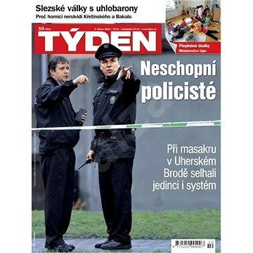 Týden - 10/2015 - Elektronický časopis