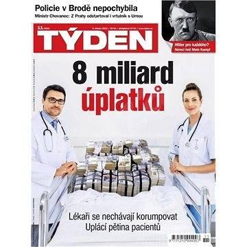 Týden - 11/2015 - Elektronický časopis