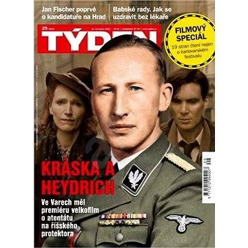 Týden - 29/2016 - Elektronický časopis