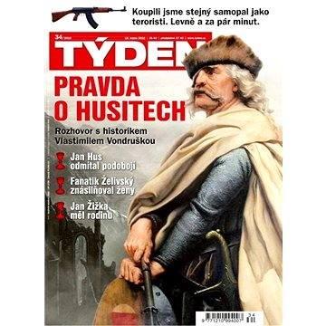 Týden - 34/2016 - Elektronický časopis