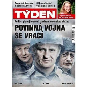 Týden - 5/2017 - Elektronický časopis