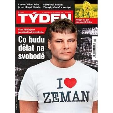 Týden - 21/2017 - Elektronický časopis