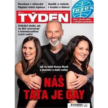 Týden - 30/2016 - Elektronický časopis
