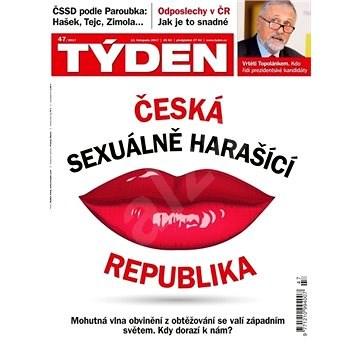 Týden - 47/2017 - Elektronický časopis