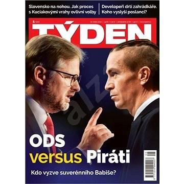 Týden - 5/2020 - Elektronický časopis