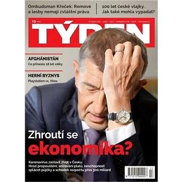 Týden - 13/2020 - Elektronický časopis