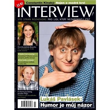 Interview - 11/2020 - Elektronický časopis